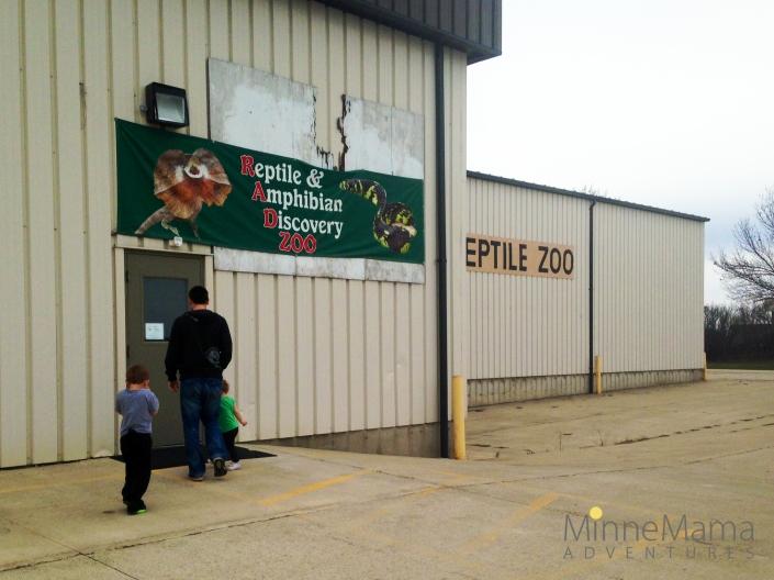reptile amphibian discovery zoo