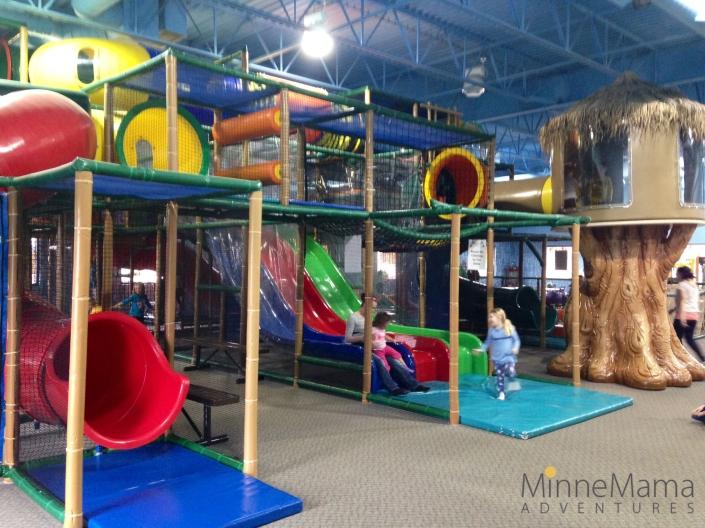 Brown Family Adventure Park Indoor Fun In Ham Lake